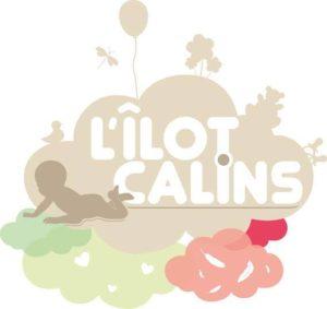 logo l'îlot câlins